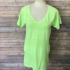 Lululemon Run Swiftly Top Size 10